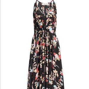 NWOT  DVF Maxi Dress
